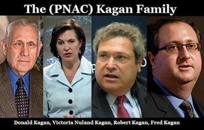 The Ron Paul Institute for Peace and Prosperity : The Kagans: Seeking War to the End of the World