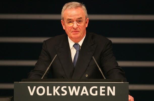Martin Winterkorn -  record Audi, Porsche sales drive VW Q3 profit higher