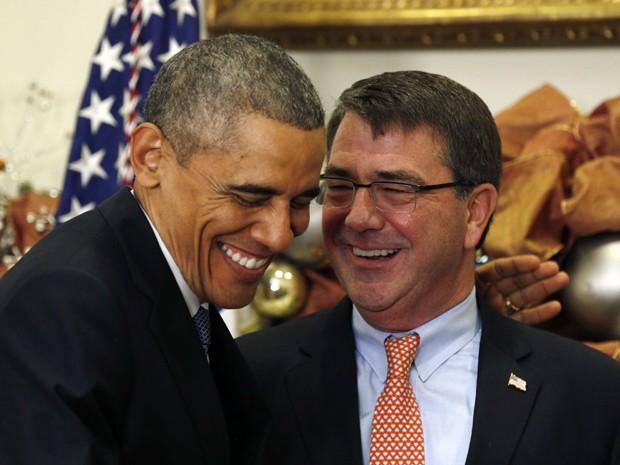 G1 - Obama nomeia Ashton Carter como secretário de Defesa - notícias ...