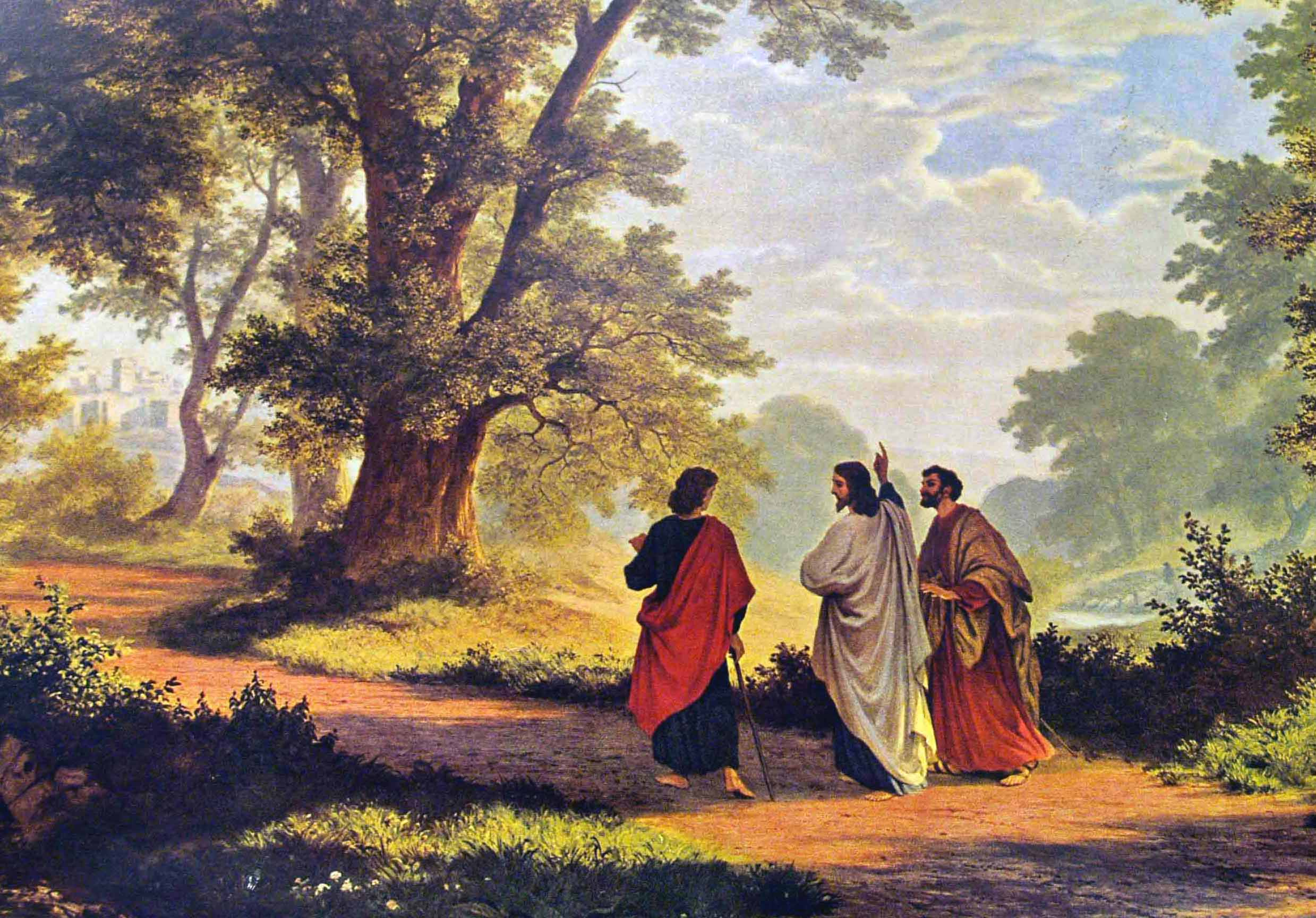 ... Christ: Do you know the way to Emmaus? - The United Methodist Church