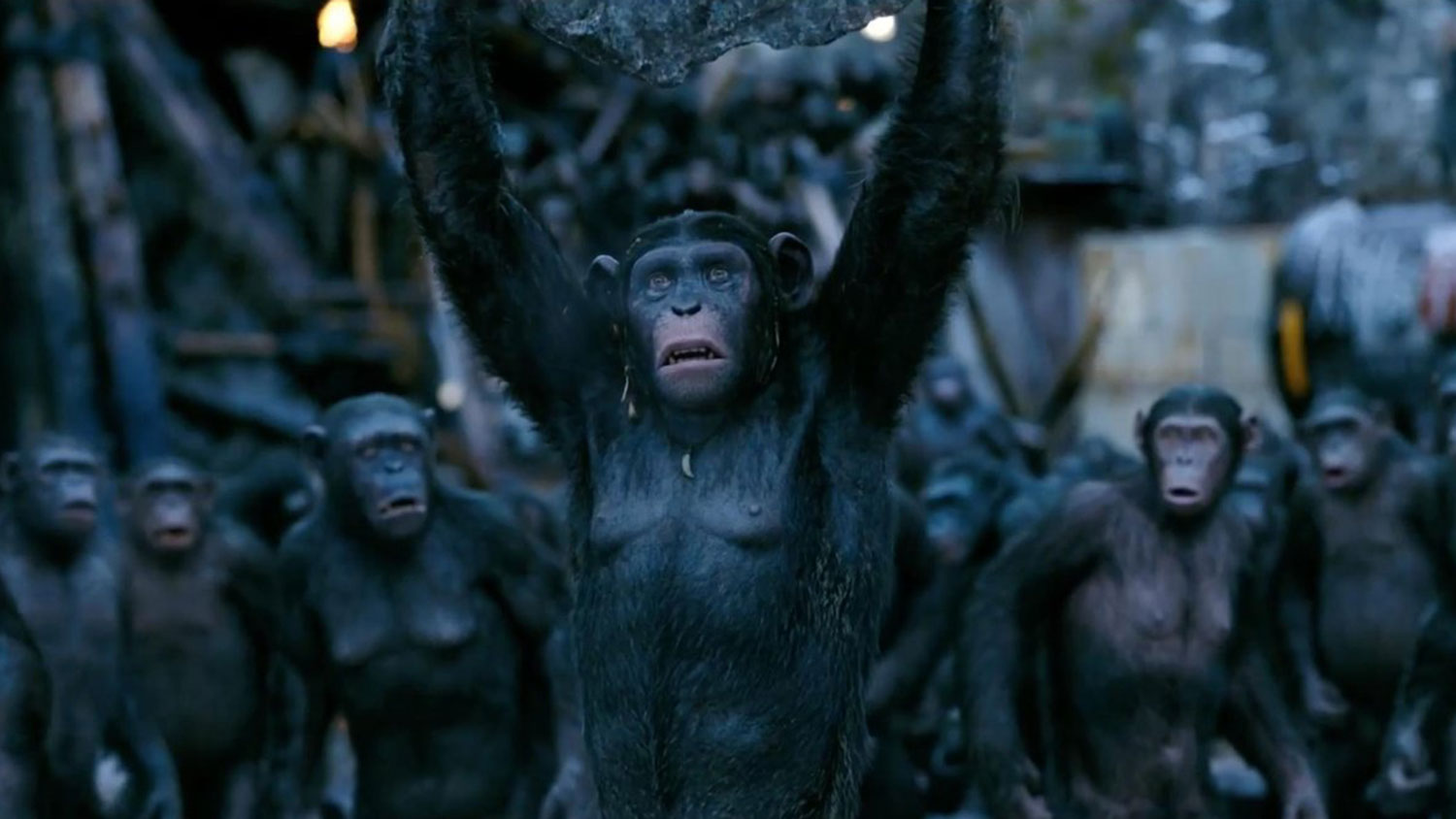 Box office hits and misses: 'Planet of the Apes' rules as ...