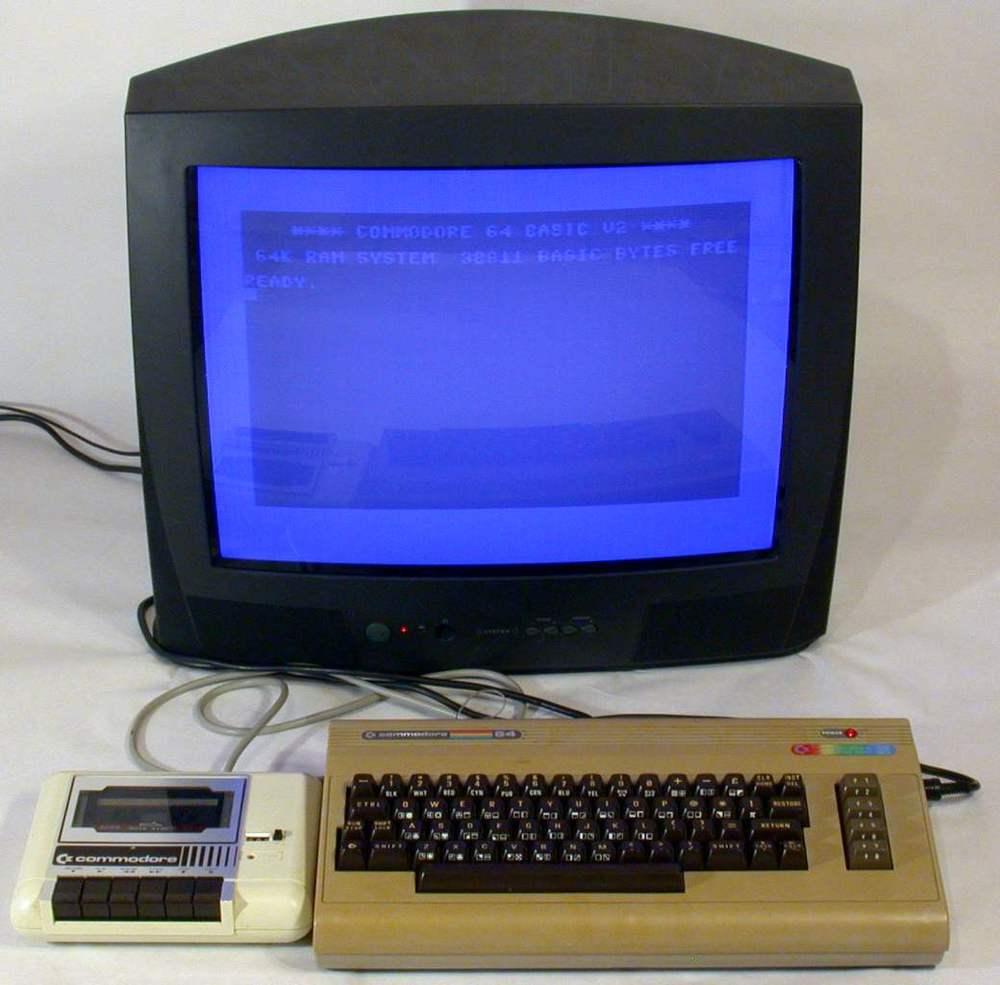 Commodore 64 and Coleco