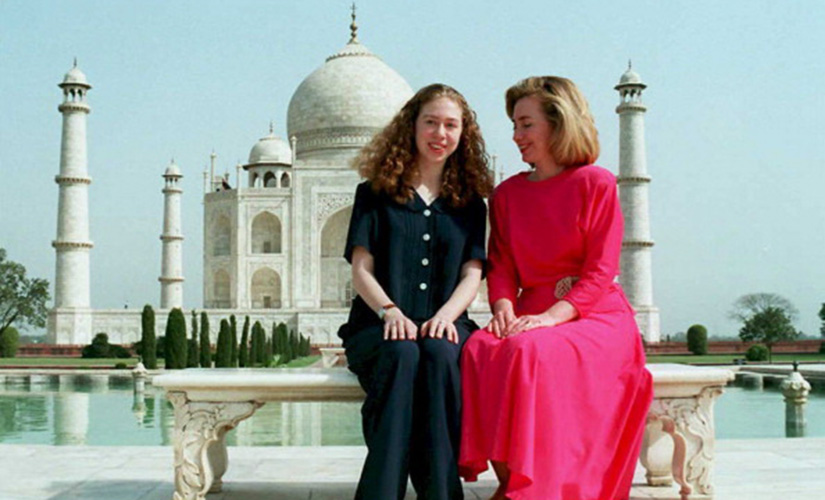 ... It's surprising not everyone loves my mom, Hillary: Chelsea Clinton