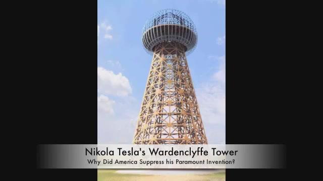 Nikola Tesla - Wardenclyffe Tower | PopScreen