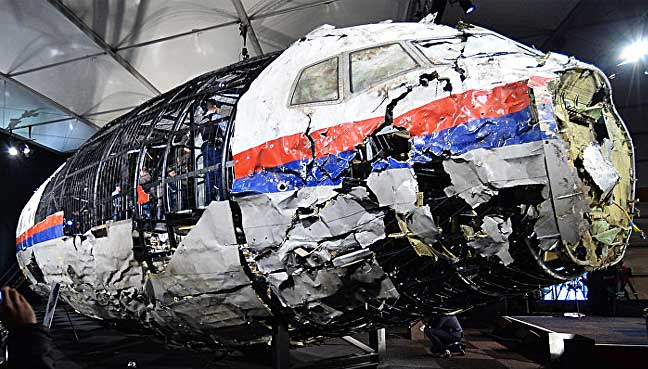 Russia says its input into MH17 crash over Ukraine ignored ...