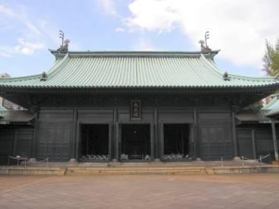 No.206 湯島聖堂 - 「『建築の東京』を歩く」を歩く