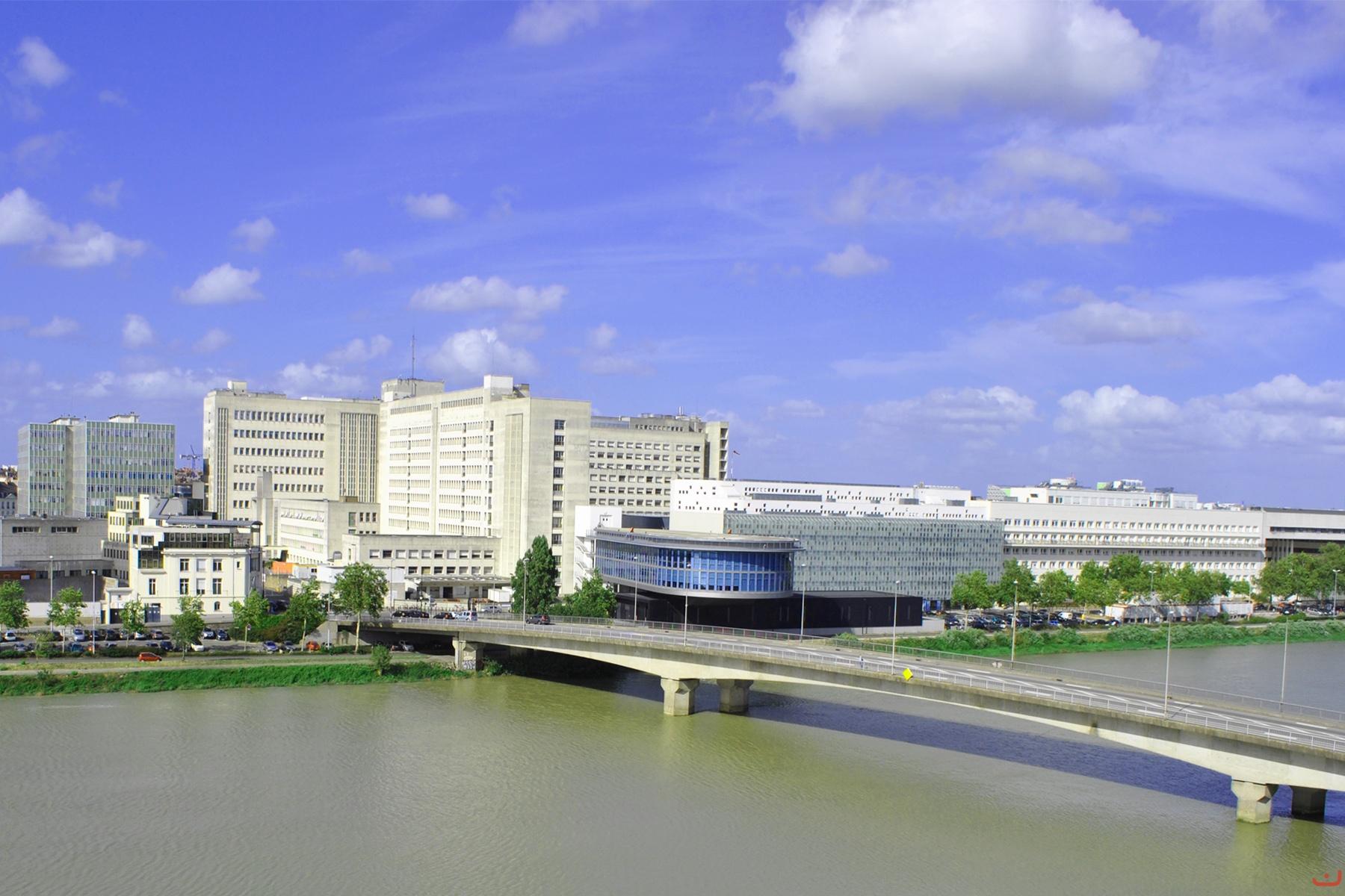 Le CHU de Nantes