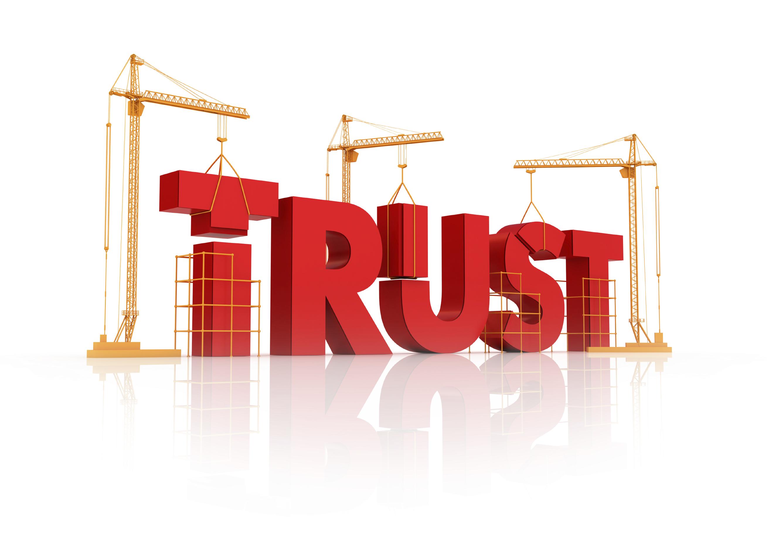 Building Trust - Sean Heritage