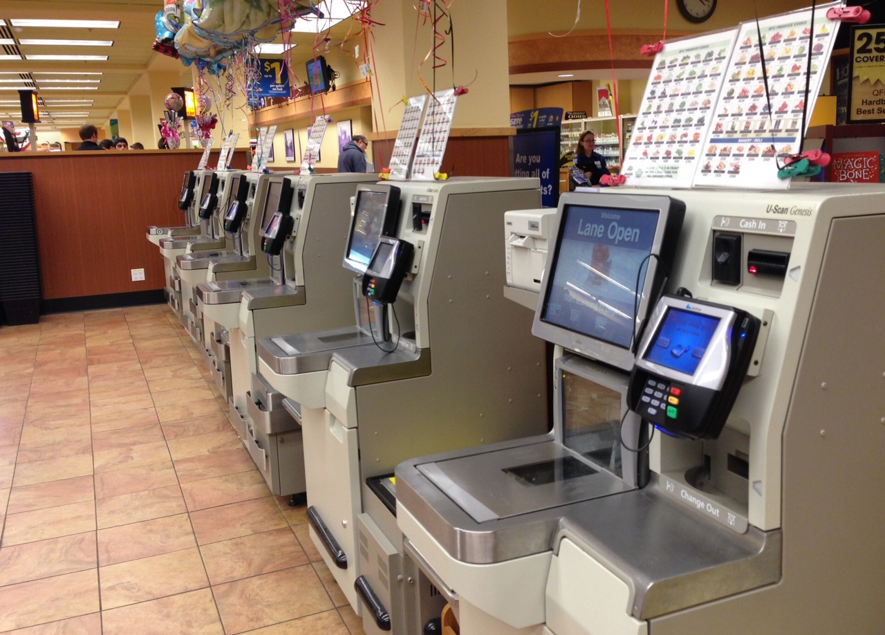 Seattle app follows self-checkout machines in bid for your ...