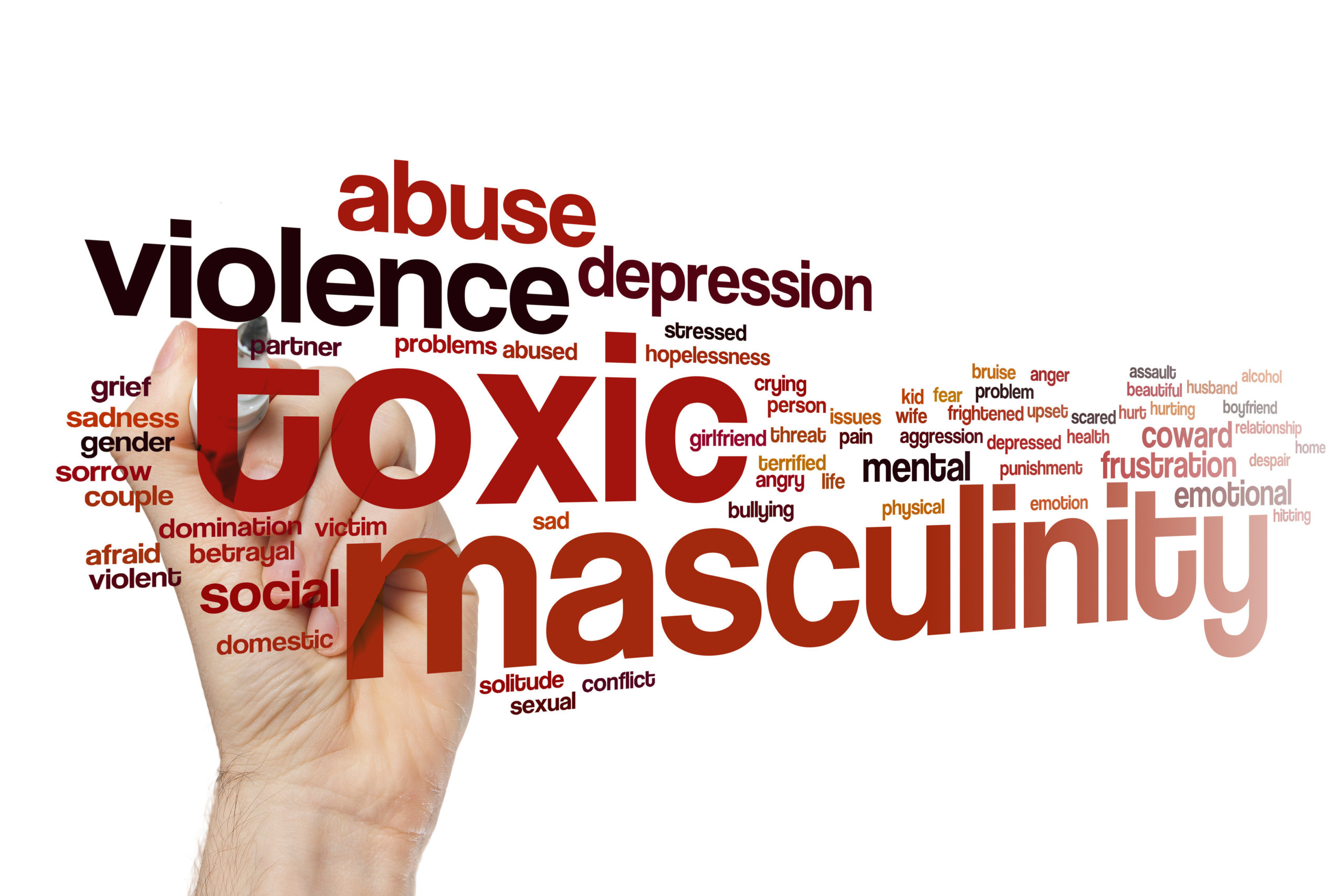 """Man up"": a conversation about toxic masculinity 