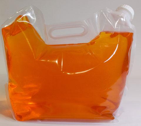 Liquid Spout Bags - SpoutPak Bags - SorbentSystems.com