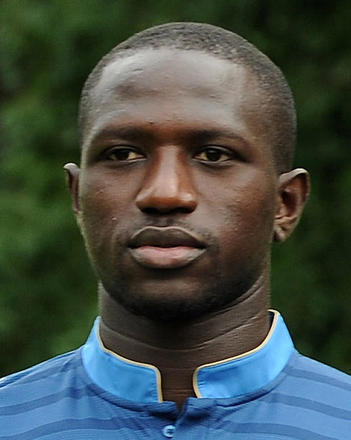 Il 28-anni, 187 cm alto Moussa Sissoko in 2017 photo
