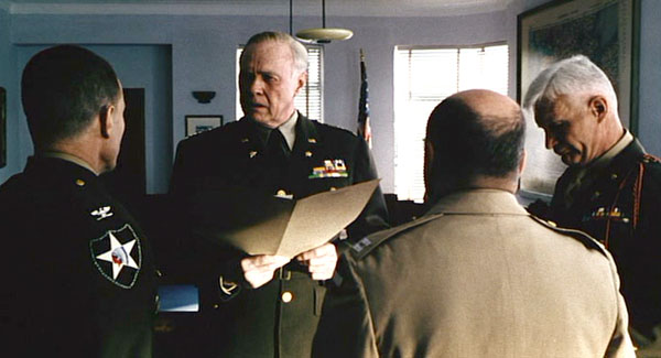 Saving Private Ryan: GEN George C. Marshall