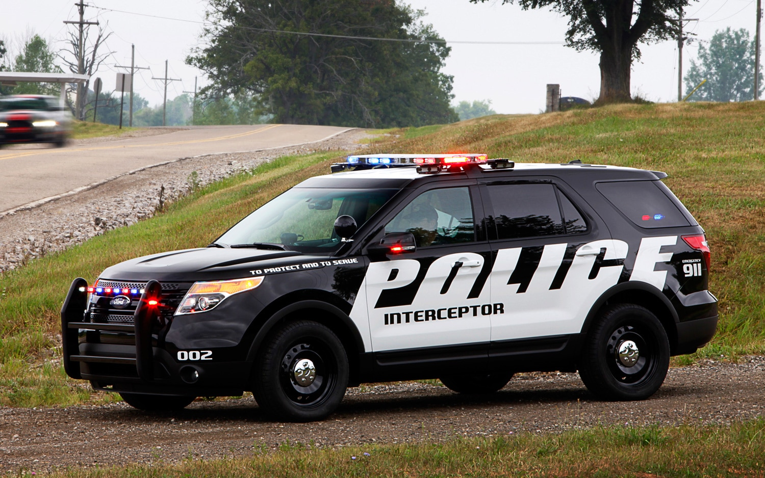 Police Forces Are Choosing SUVs Instead of Sedans | Automobile Magazine