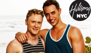 Josh Canfield and Reed Kelly, billed as the Broadway Boyfriends, will ...