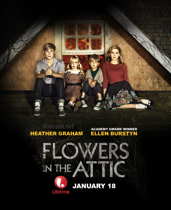 Is Flowers in the Attic based on a true story? - starcasm.net