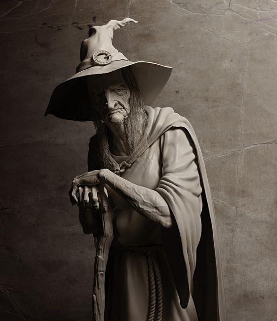La fée Carabosse – Les sorcières dans la littérature