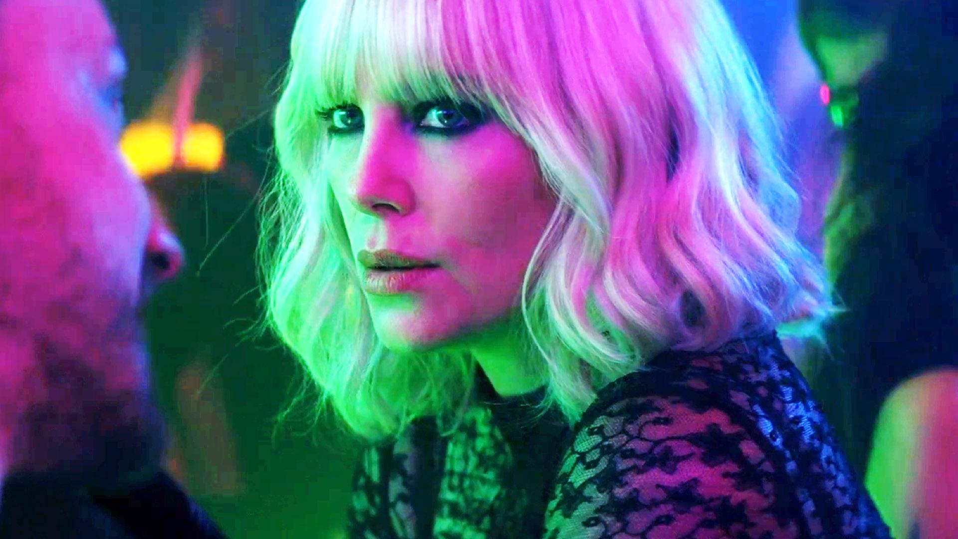 Atomic Blonde (2017) | Fandango