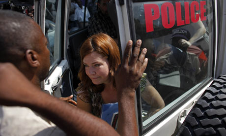 Americans arrested in Haiti over suspected illicit adoptions - Page 6