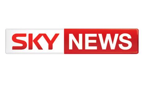 Fig: Sky News logo