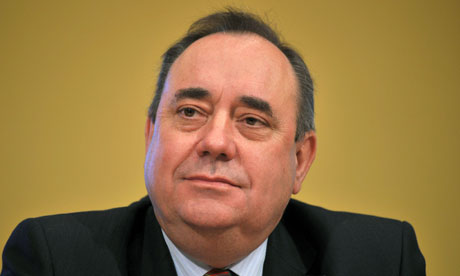 Alex Salmond ties to Murdoch revealed | Politics | theguardian.