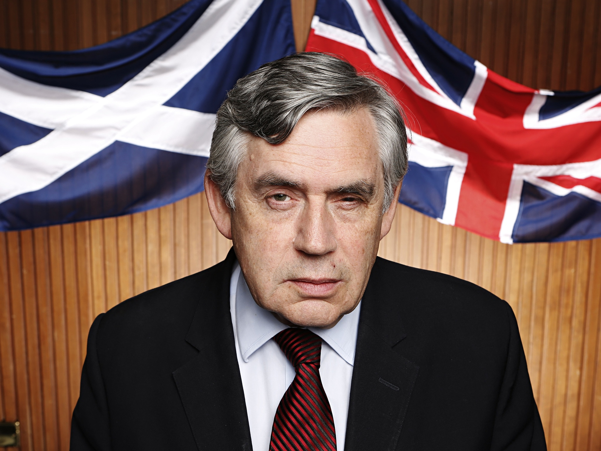 Gordon Brown's battle for Britain: 'You have to think about 100 years ...