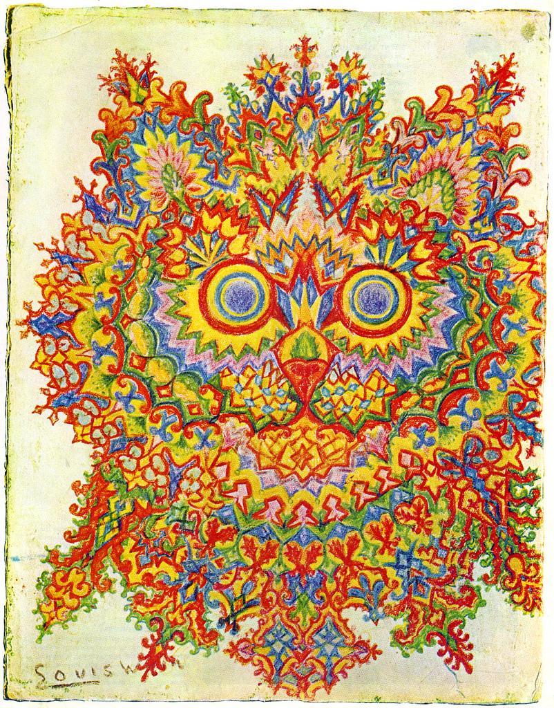 Louis Wain: The King of Cat Art
