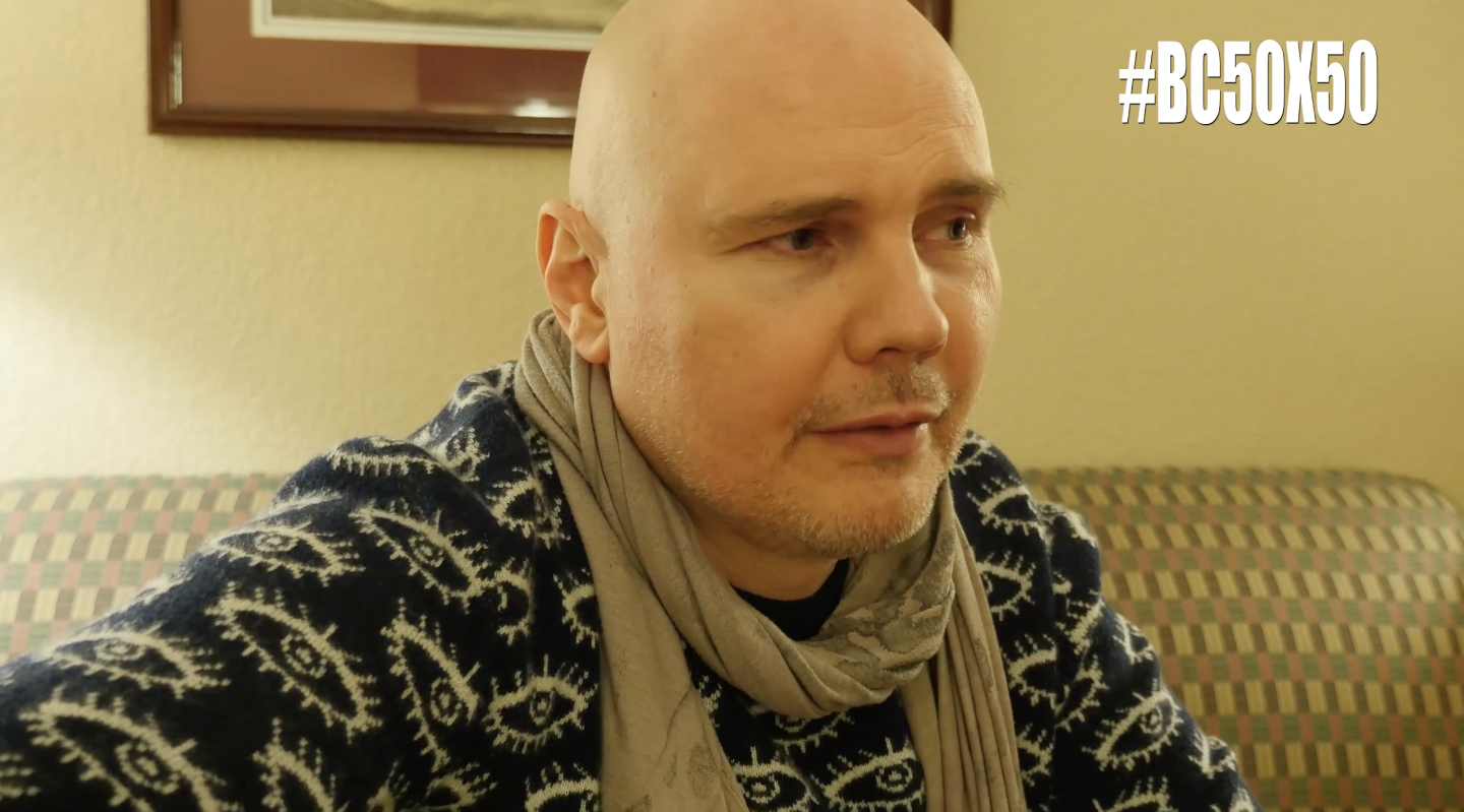 Help Billy Corgan Choose Which Gish Song To Include In His ...