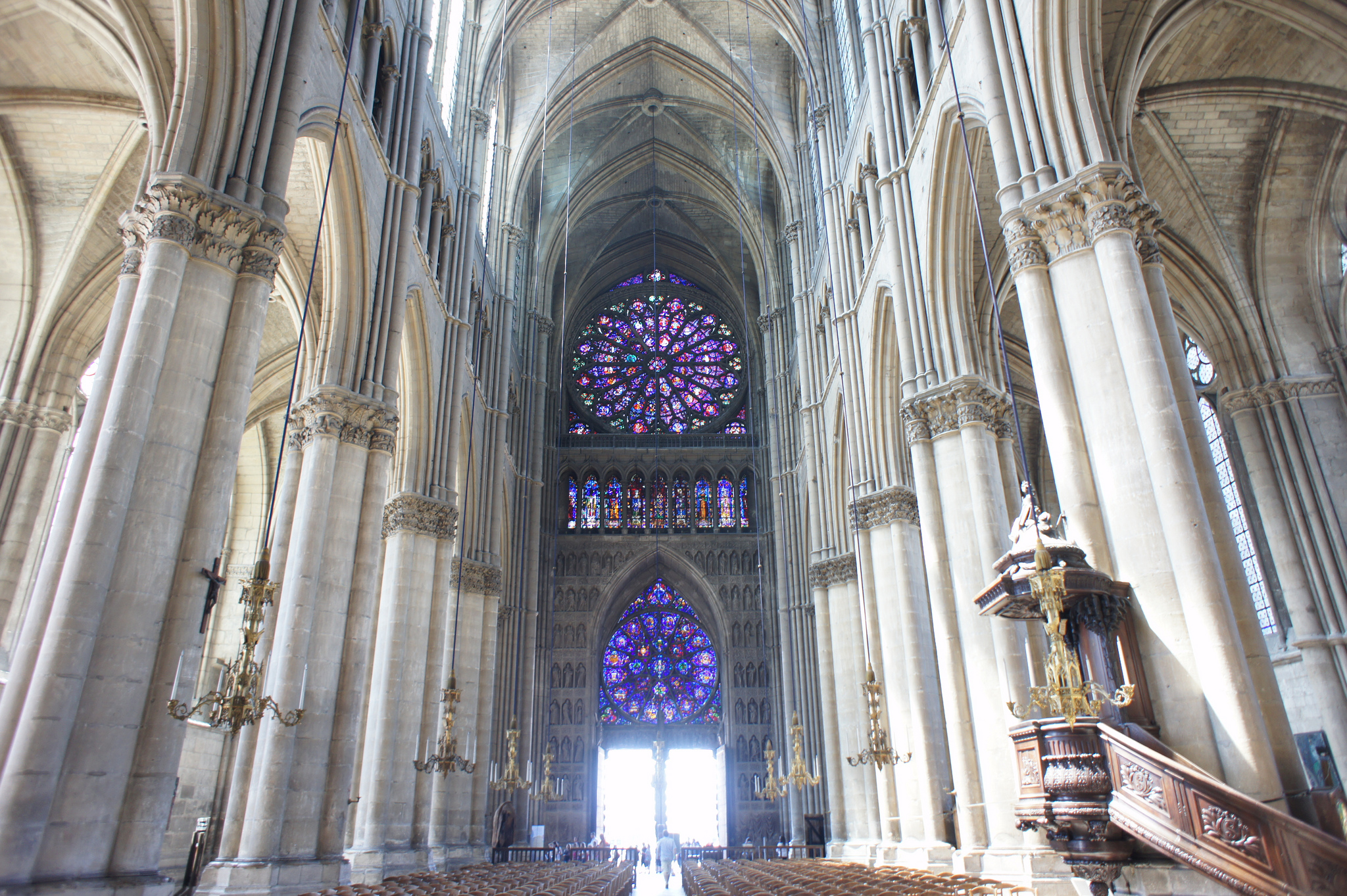 Reims Cathedral - Church in France - Thousand Wonders