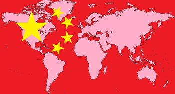 China Takes Over the World - TV Tropes