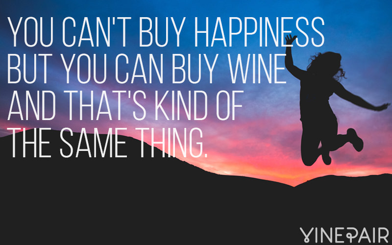 20 Funny Quotes Only Wine Lovers Will Understand | VinePair