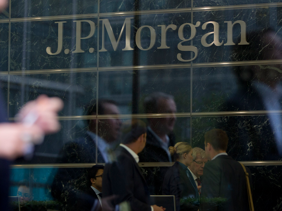 """""""Project Kennedy"""": JPMorgan Tells Thousands Of Workers To Work From Home…"""
