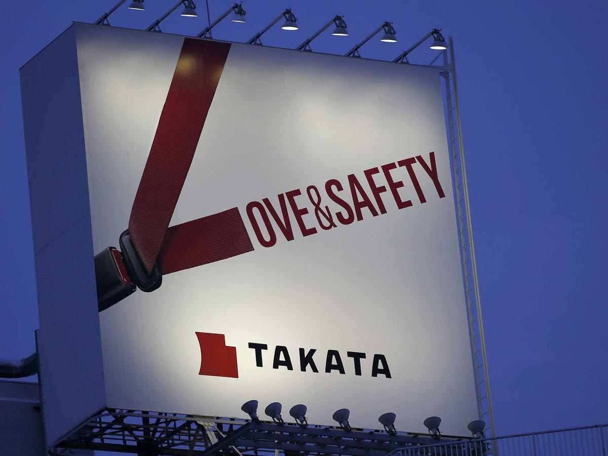 Automakers to jointly probe Takata air bags