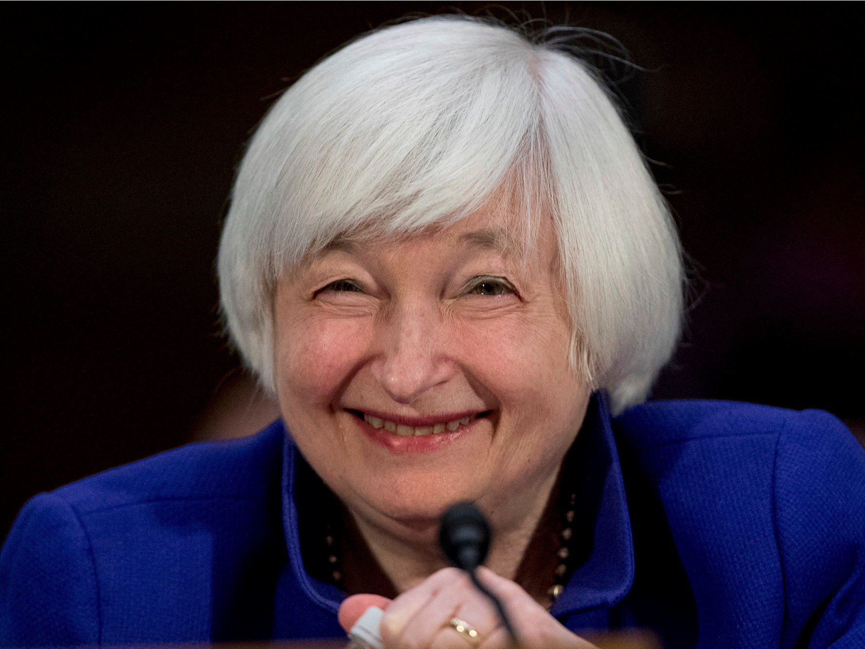 Here's how the market responded to the Fed's decision ...