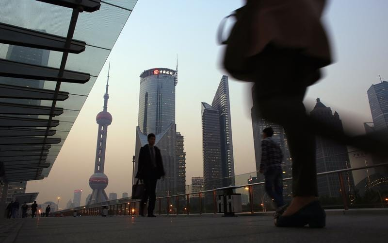 China Financial Crisis Insurance - Business Insider