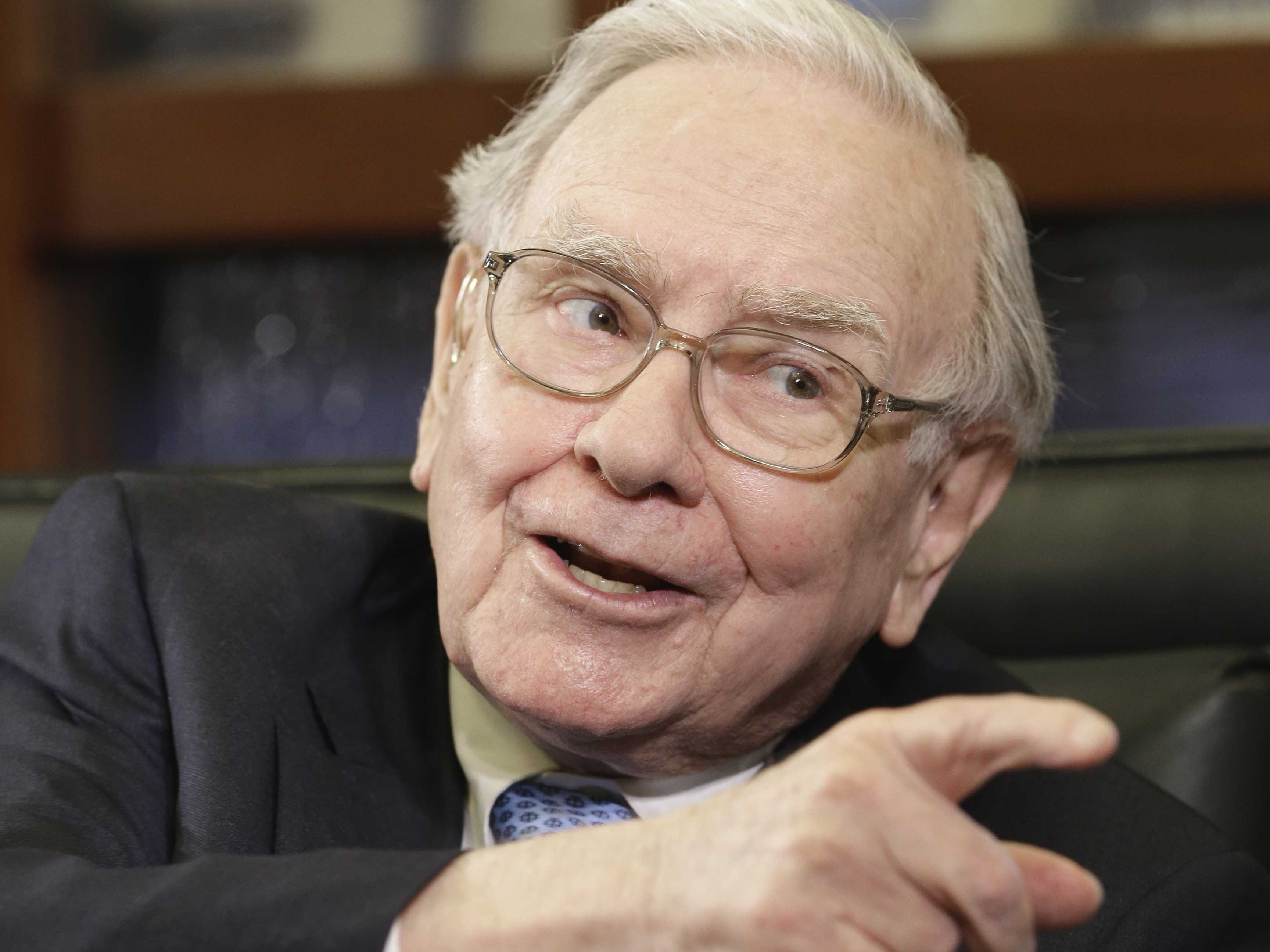Warren Buffett's Favorite Business Books - Business Insider