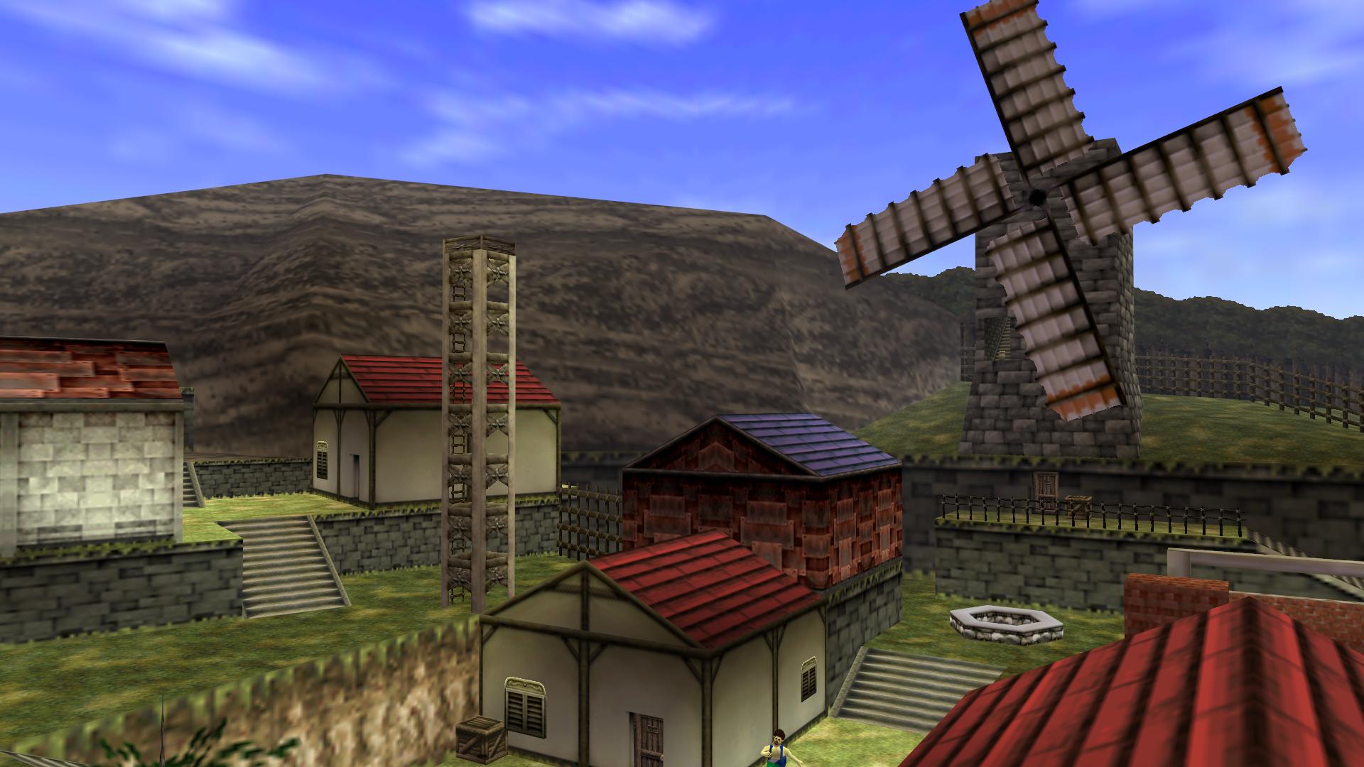 Kakariko Village - Zeldapedia, the Legend of Zelda wiki ...