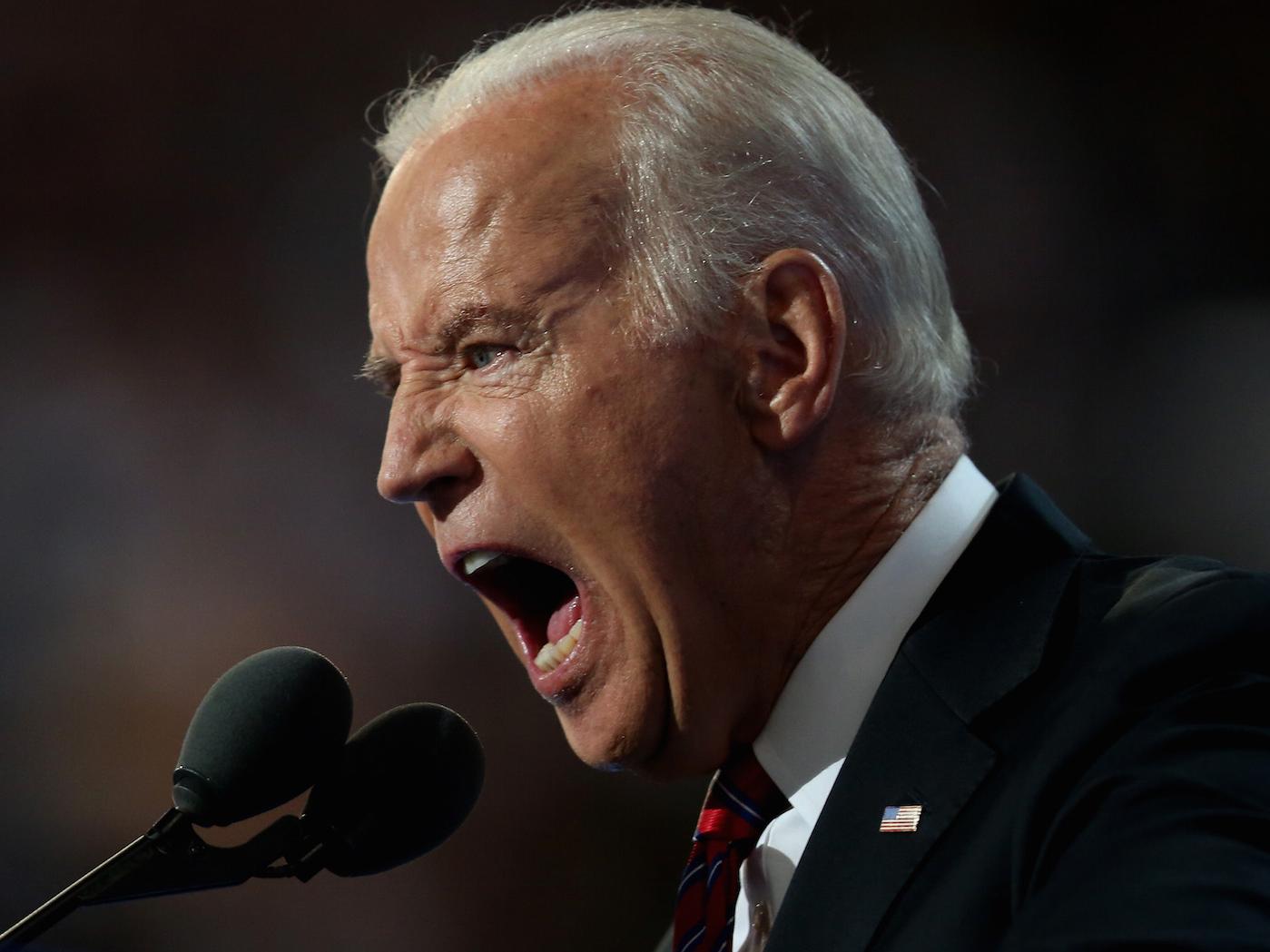 VP Joe Biden rips Donald Trump in his DNC speech - Business Insider