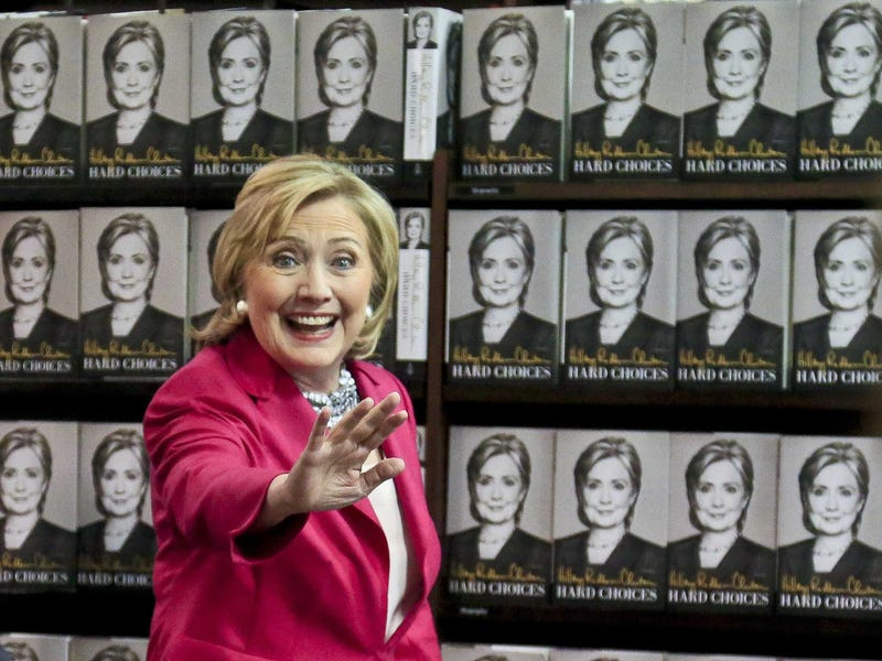Inside The Launch Of Hillary Clinton's Non-Campaign ...