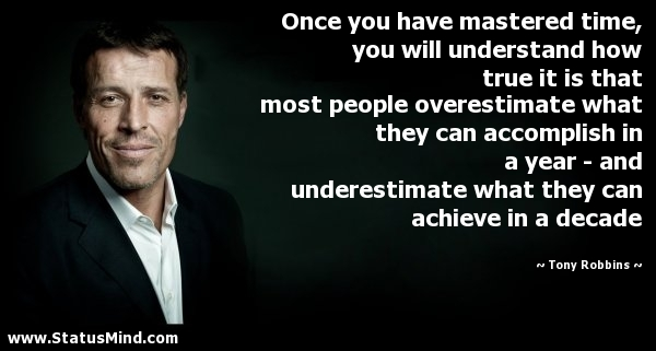 Tony Robbins Quotes at StatusMind.com - Page 5 ...