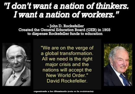 Bilderberg Objectives