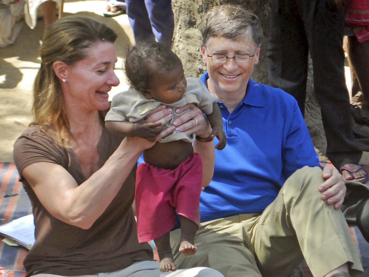Bill Gates as a Philanthropist: The Technologist changing ...
