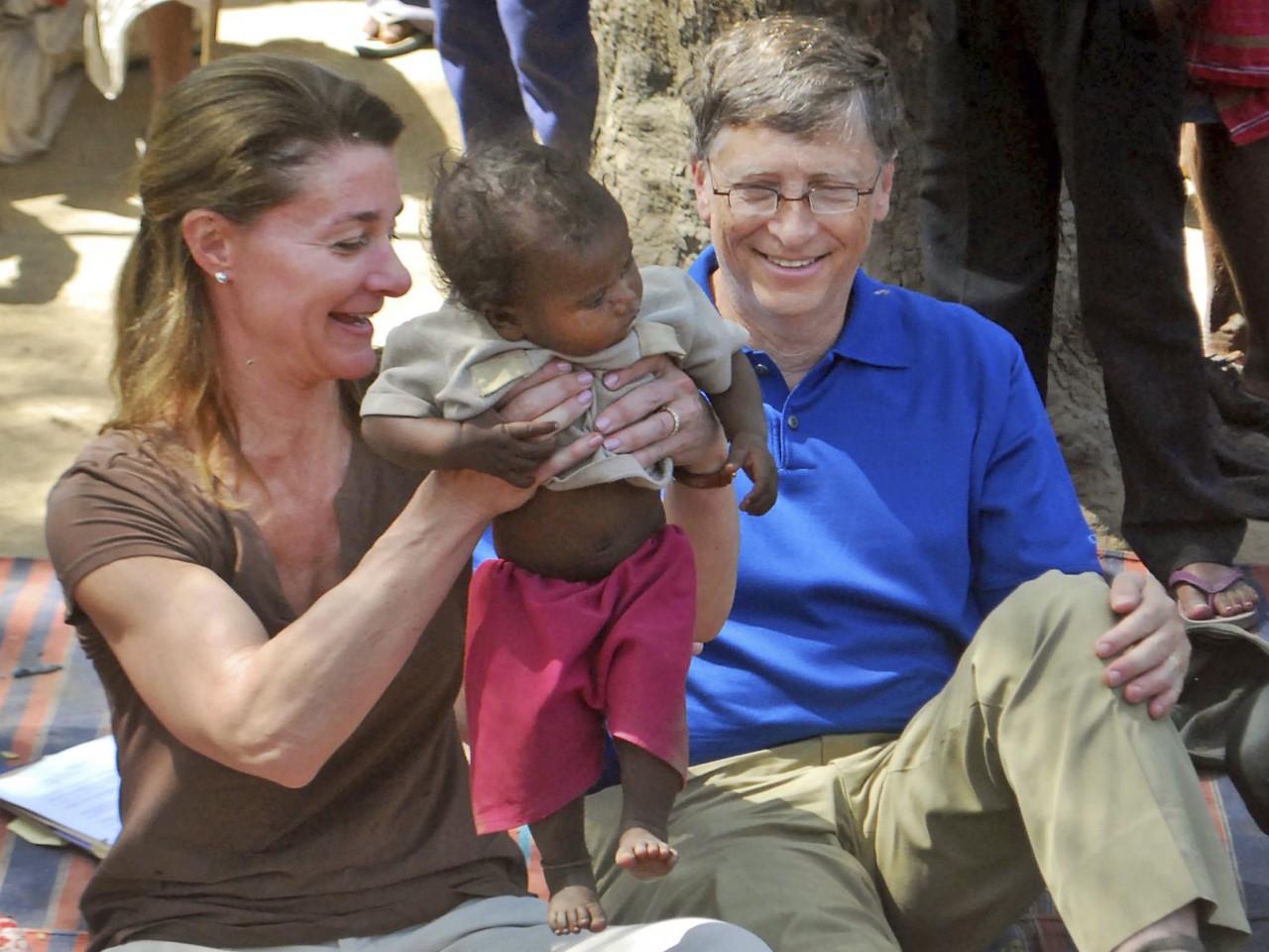 Bill Gates como filántropo: el tecnólogo cambiando ...