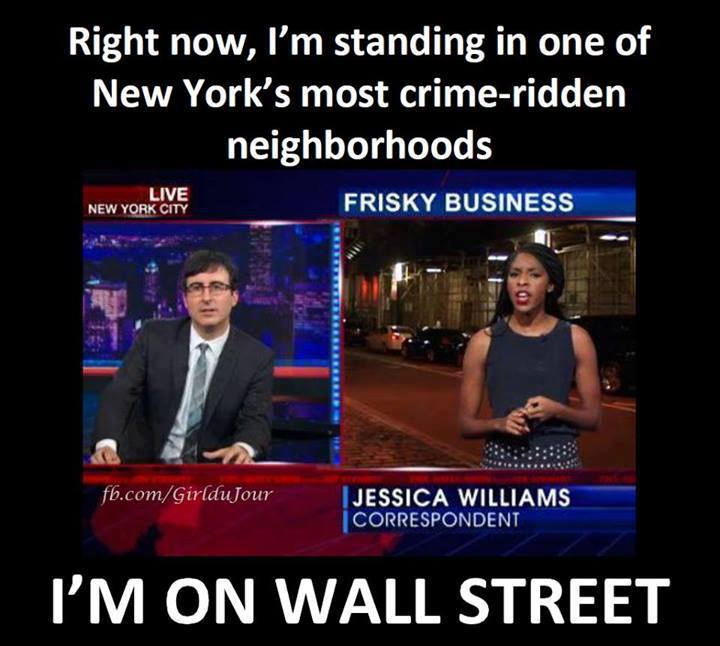 """One of New York's most CRIME-RIDDEN Neighborhoods"" - The ..."