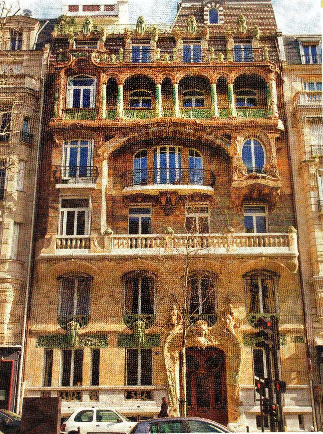 Lavirotte Buildingi