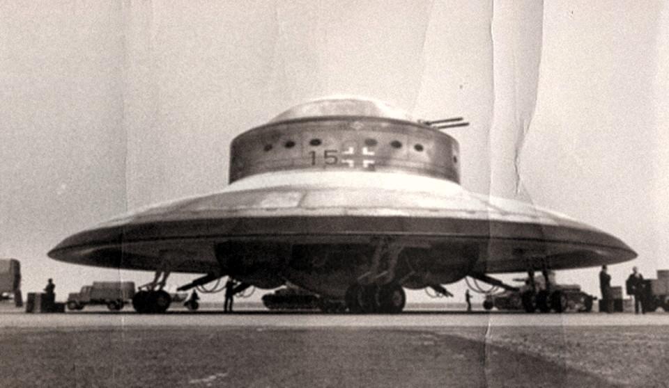 The Ahnenerbe Project: Secret Nazi UFO Base in Antarctica ...