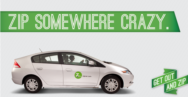 Zipcar | Transportation and Parking Services