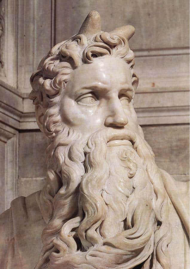 The Horns of Moses - Defending Michelangelo's Horned Moses ...
