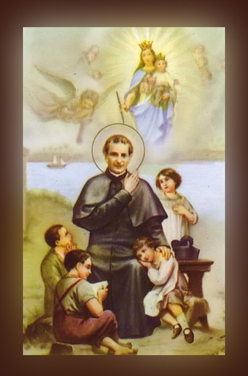Prayer of Saint John Bosco to Mary | Team Orthodoxy