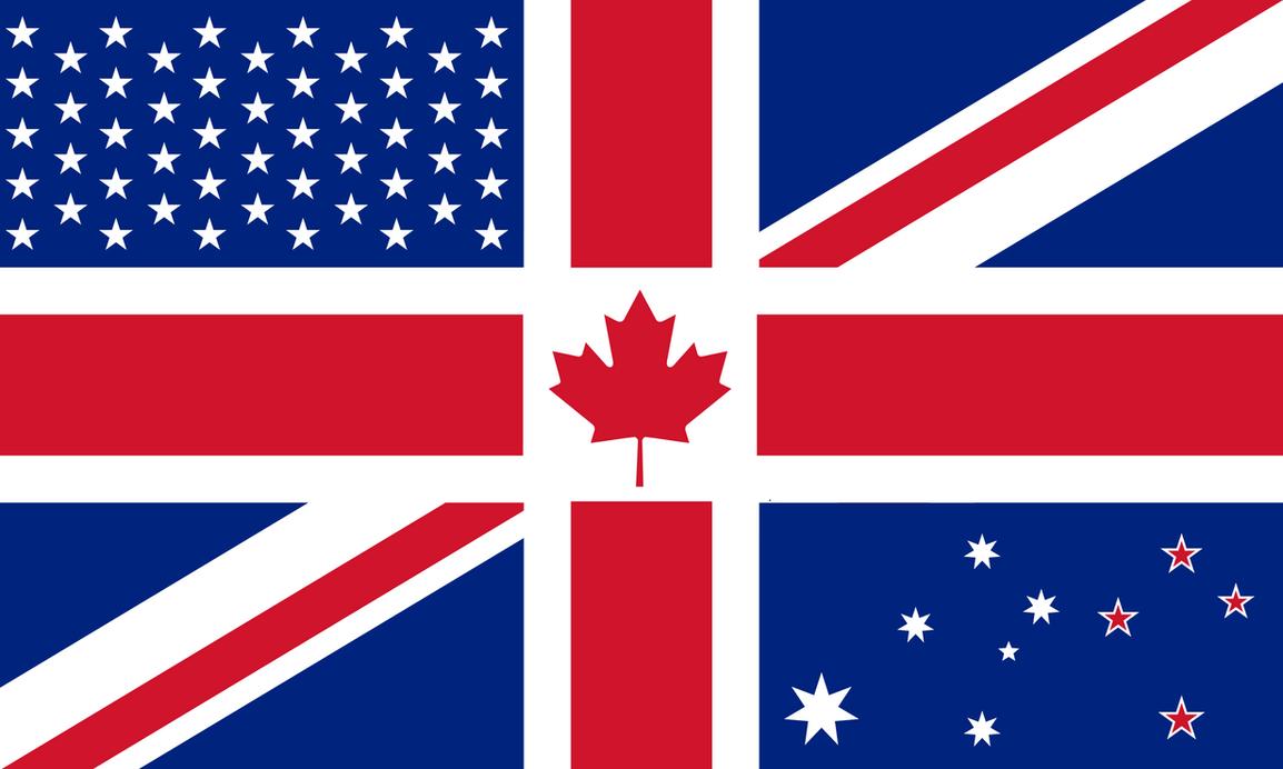 Anglosphere flag by dominichemsworth on DeviantArt
